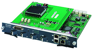 MSC1000G Management Switch Card