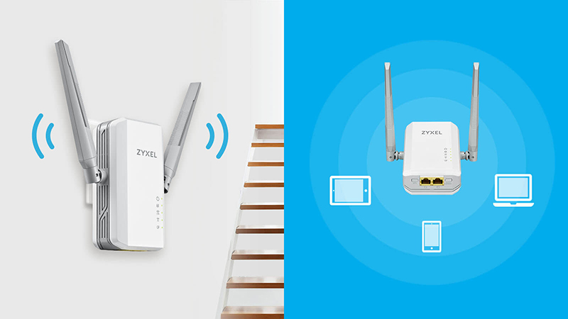 Wireless data speed up to AC900 Mbps