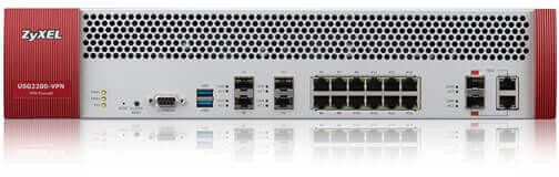 Zyxel USG 2200-VPN   ZyxelGuard com