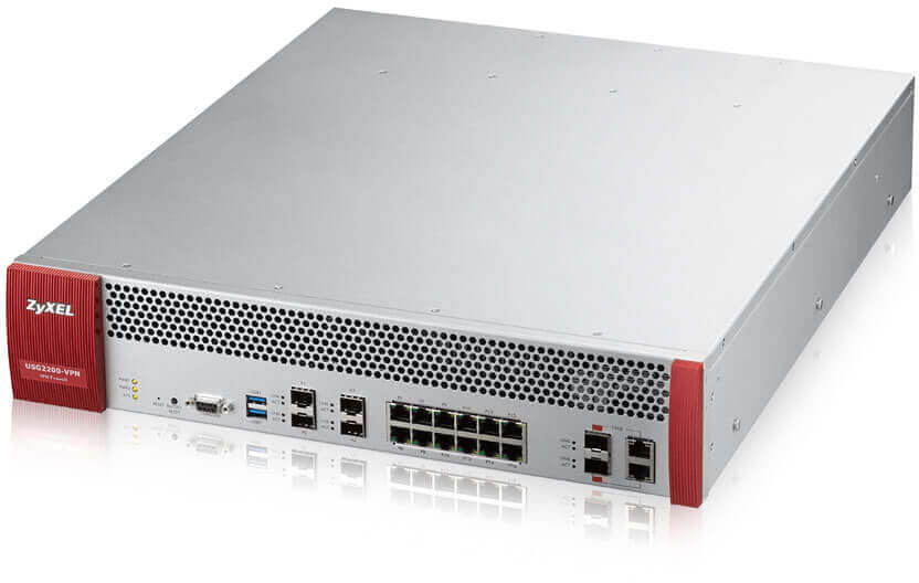 Zyxel USG 2200-VPN | ZyxelGuard com