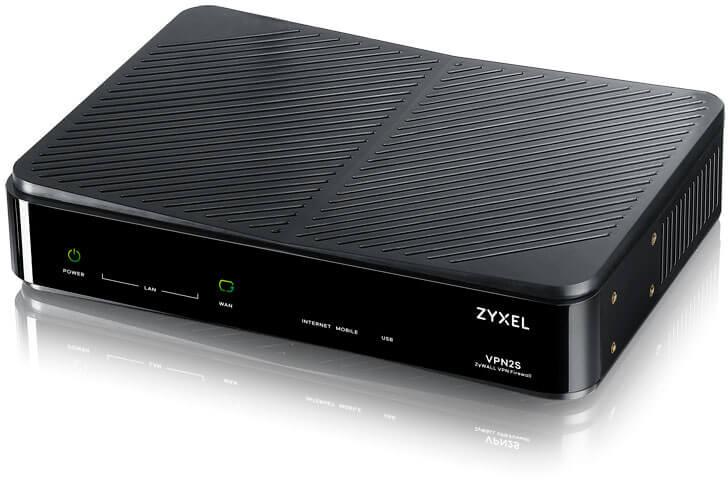 Zyxel ZyWALL VPN2S   ZyxelGuard com