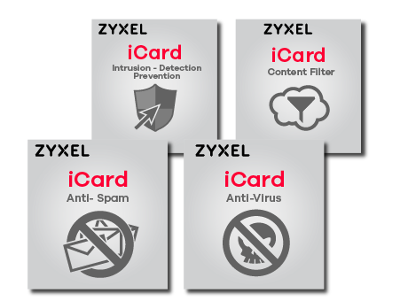 Zyxel iCard Services