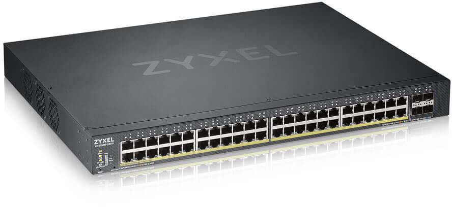 Zyxel XGS1930-52HP | ZyxelGuard com