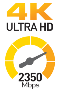 Ultimate 4K/Ultra HD Streaming Experience