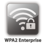WPA2 enterprise certified